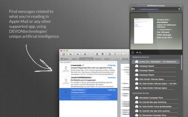 DEVONsphere Express for Mac