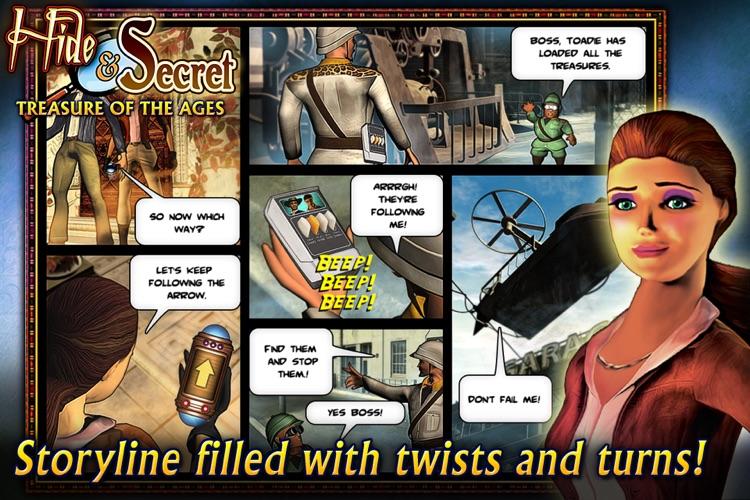 Hide & Secret: Treasure of the Ages screenshot-4