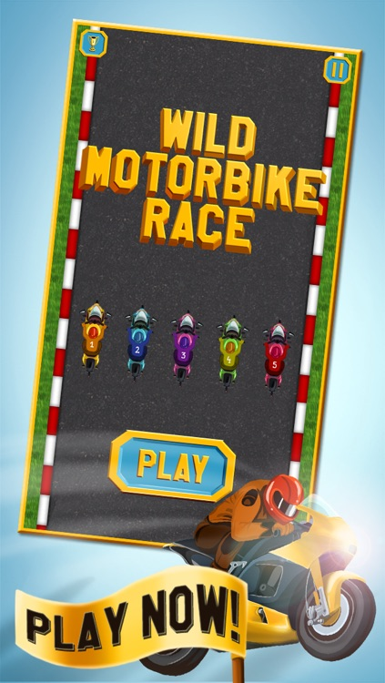 Wild Motorbike Race Free