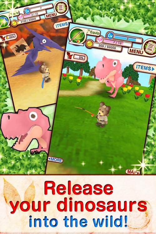 Kuma's Digging Adventure! screenshot-4