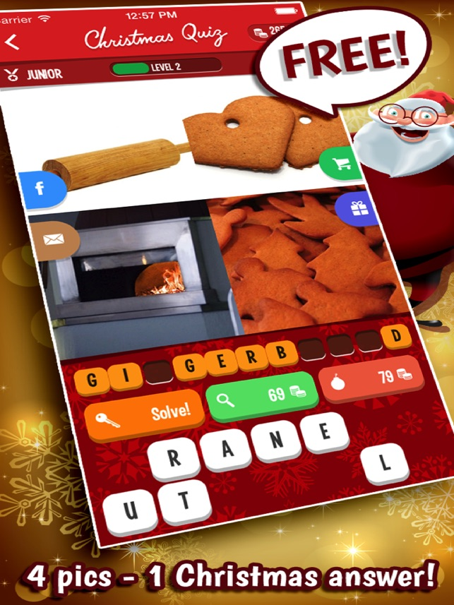 christmas quiz a holiday guessing game for the whole family on the app store
