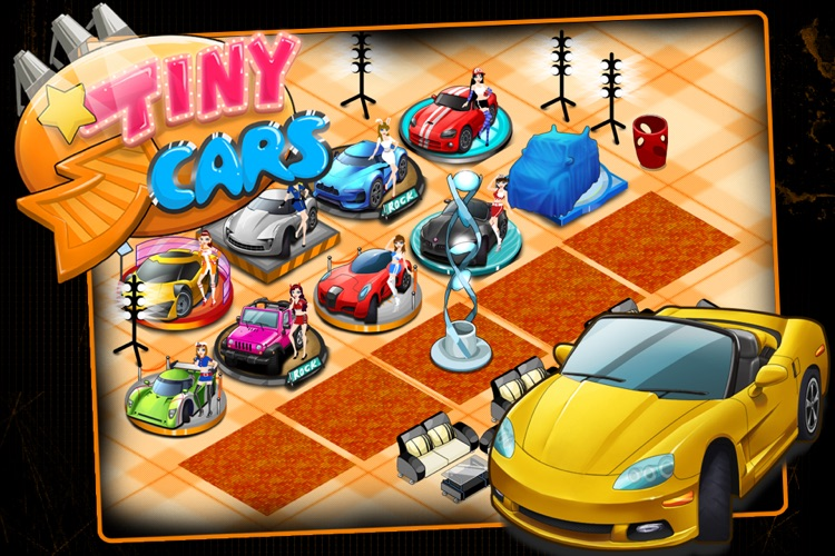 Tiny Cars screenshot-1