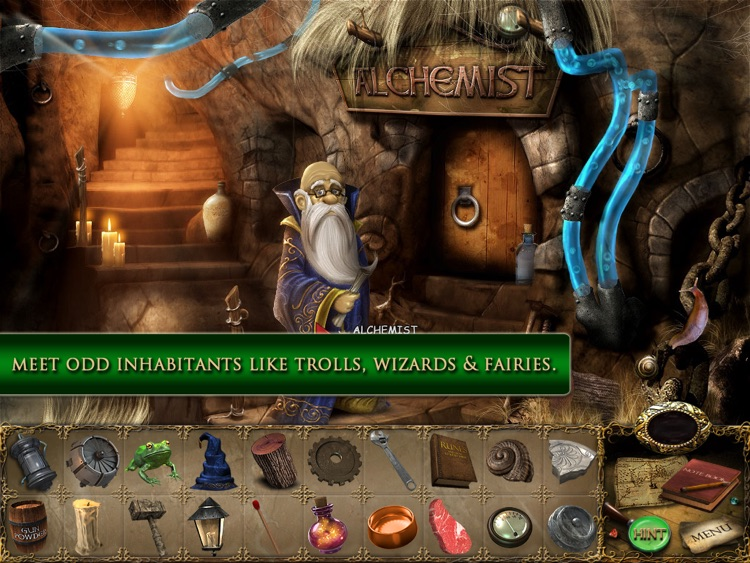 Mortimer Beckett and the Lost King LITE screenshot-3