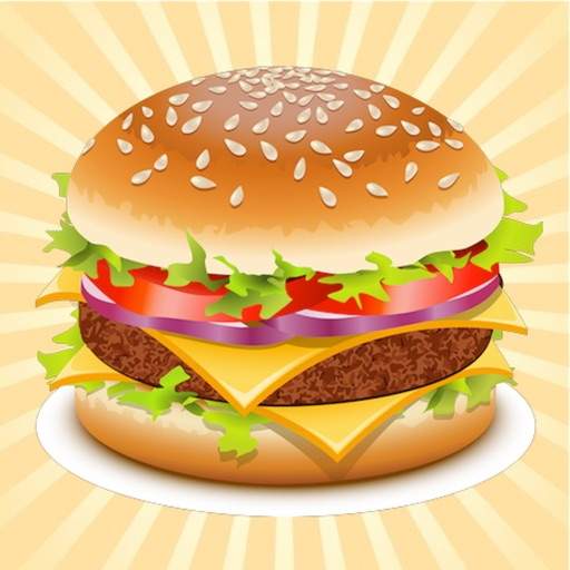 Burger Clicks icon