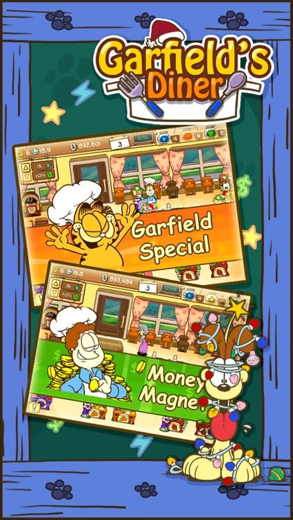 La fonda de Garfield