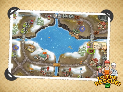 To The Rescue HD 2 для iPad