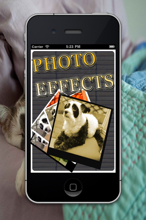 Photo Effects HD Lite screenshot-4