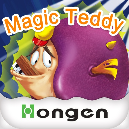 Magic Teddy English for Kids -- A Lonely Fish!