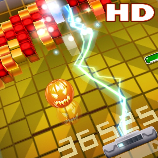 Monster 3D Brick Breaker Revolution For iPad