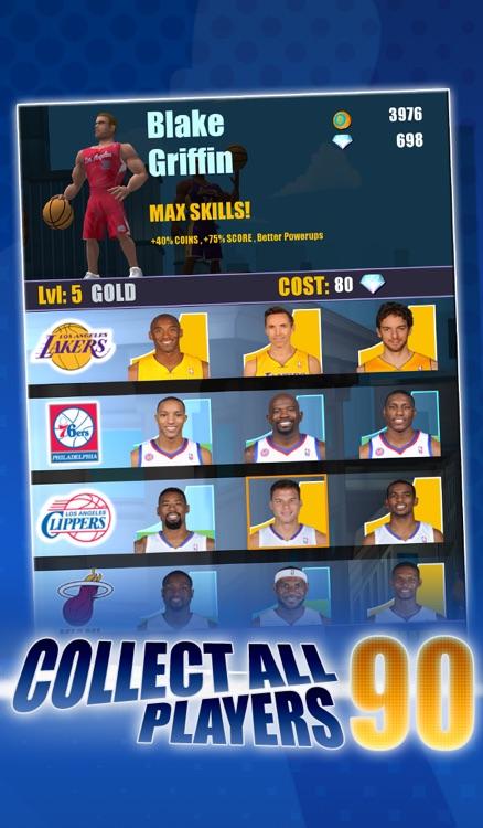 NBA Rush screenshot-3