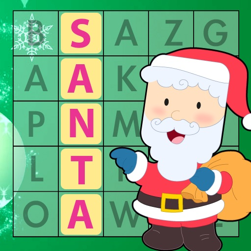 Christmas Wordfind
