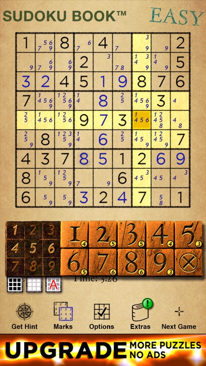 Big Bad Sudoku Book Free screenshot-3