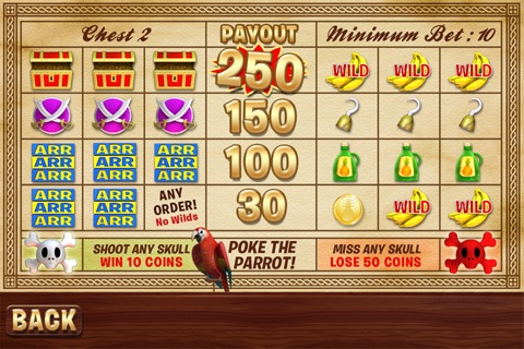 Crazy Pirate Slots screenshot-4