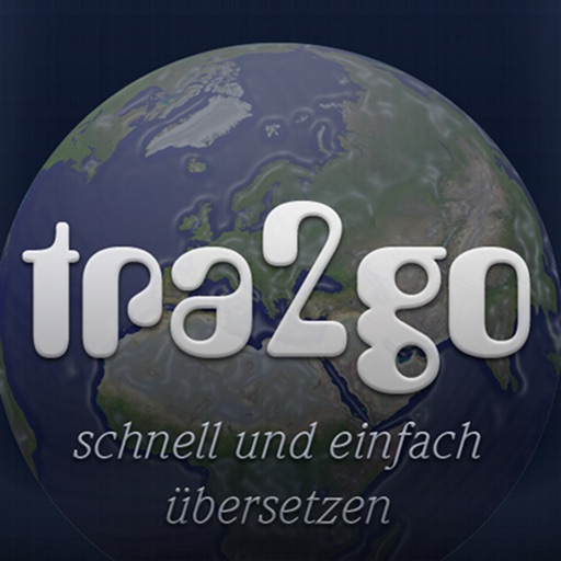 Tra2Go Dictionary German-Western Europe