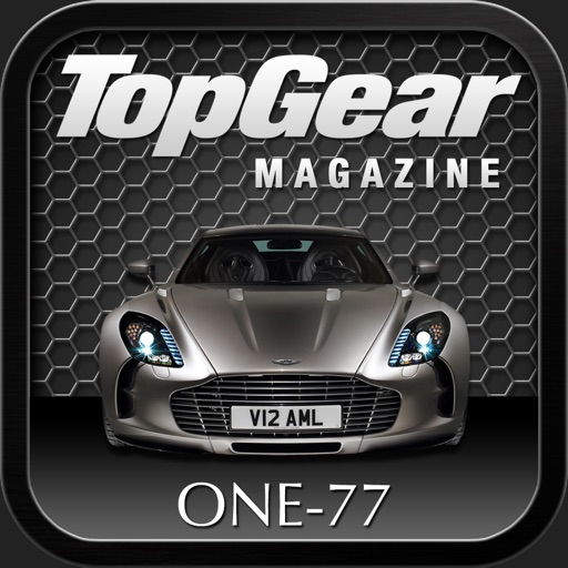 Top Gear Magazine: Aston Martin One-77 Special