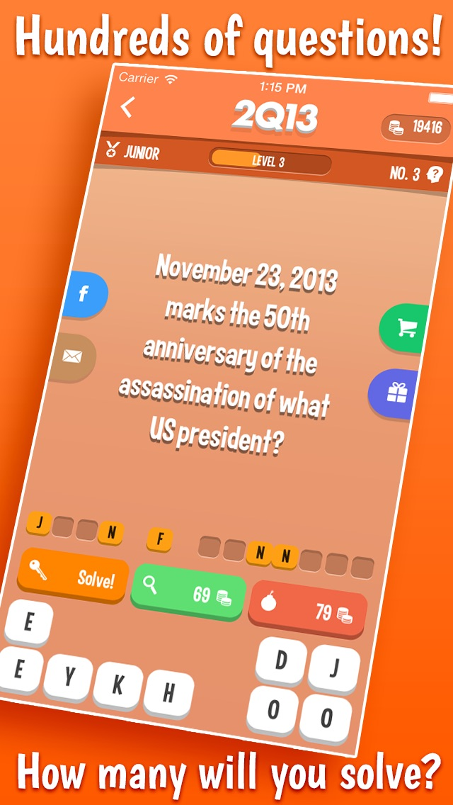 2013 QUIZ - A Free Trivia Game About The Past Year hack tool