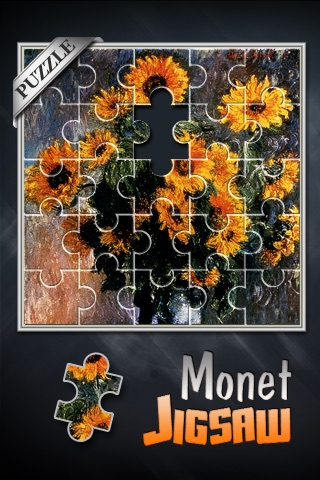 Monet Jigsaw screenshot-0
