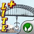 Bungee Stickmen - Australian Landmarks {LITE +} icon