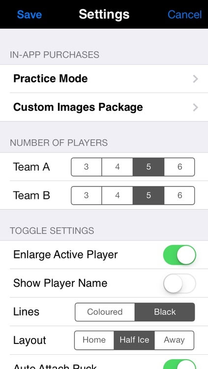 Hockey Strategy Tool screenshot-3