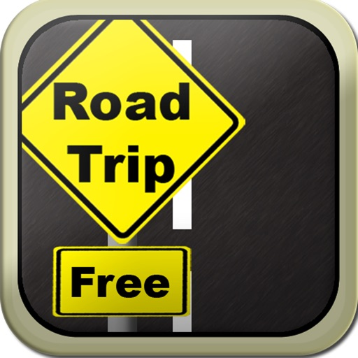 Free Road Trip Game - The best traveling app for long road trips in the car with friends and family