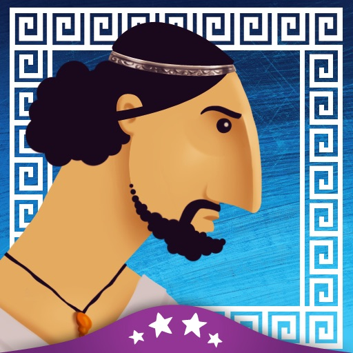 The Odyssey - Children's Story Book icon