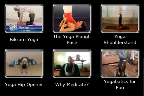 Yoga at Home: Videos for Beginners