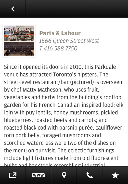 Toronto: Wallpaper* City Guide screenshot-4