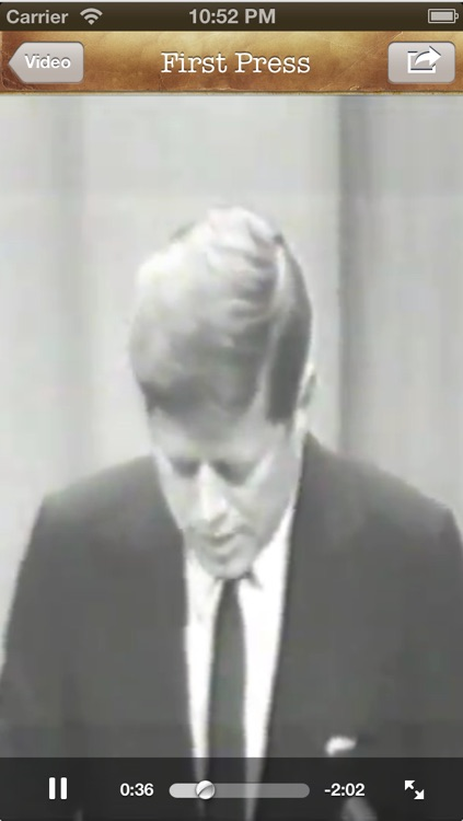 JFK Historymaker screenshot-4