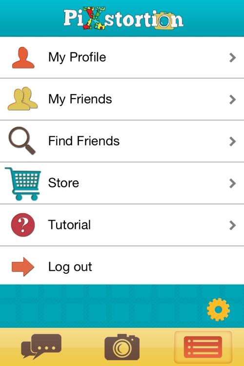 Pixstortion Puzzle Chat screenshot-4