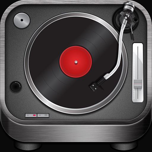 Turntable DJ Deck