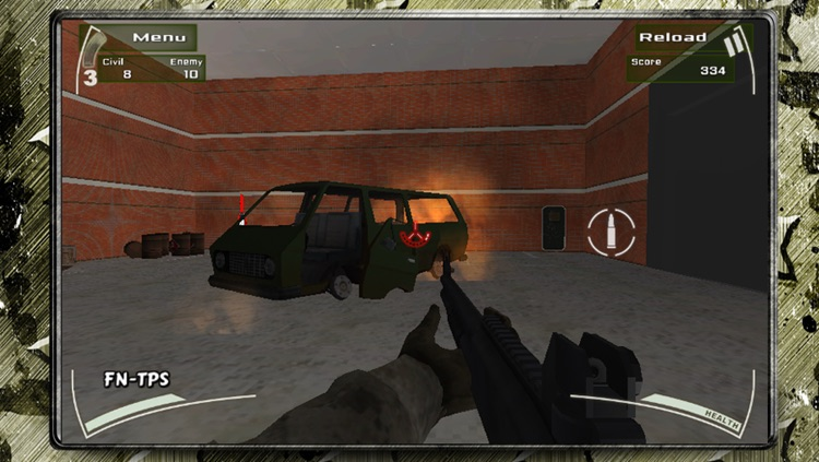 Guns Blast - Run and Shoot screenshot-3