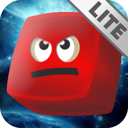 Cubecore - Flick Physics Puzzle Quest LITE
