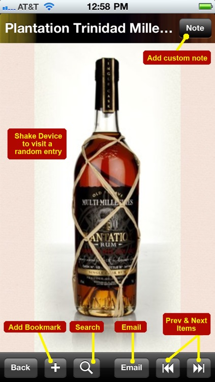 The Rum Encyclopedia screenshot-4