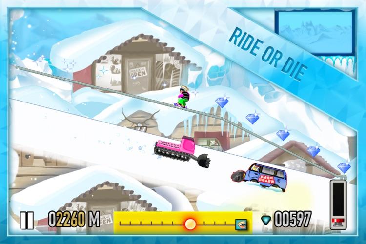 Snowboard!