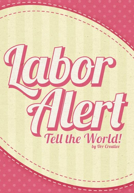 Labor Alert Pregnancy Helper