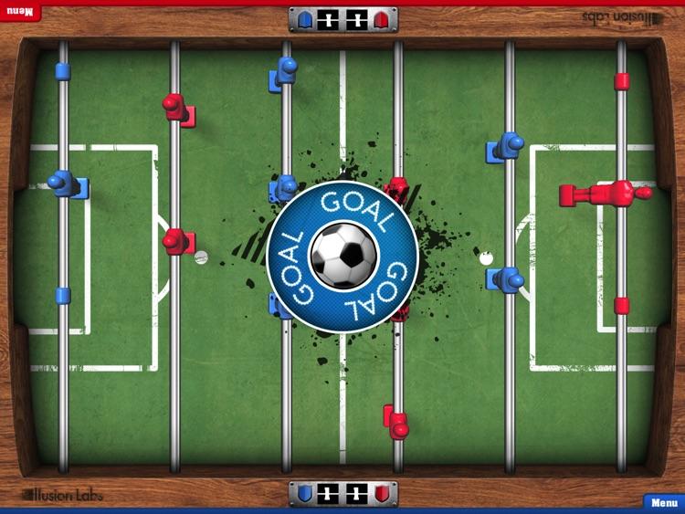 Foosball HD screenshot-4