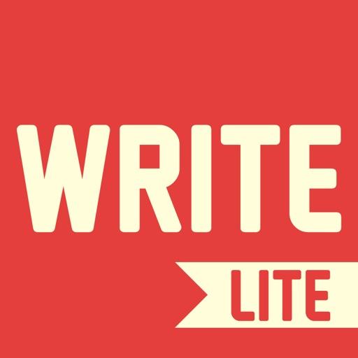 Write Lite -  一鍵式語音到文本聽寫,語音識別,直接短信和電子郵件提醒。