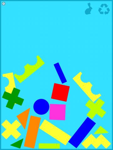 カラフルつみき for iPad - 知育アプリで遊ぼう 子ども・幼児向け無料アプリのおすすめ画像1