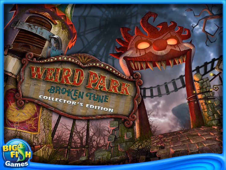 Weird Park: Broken Tune Collector's Edition HD screenshot-0