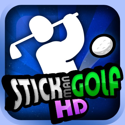 Stickman Golf HD icon