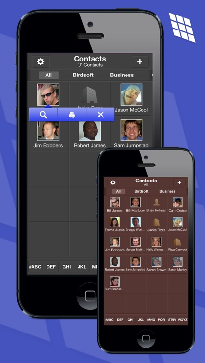 The Grid - Contacts screenshot-2
