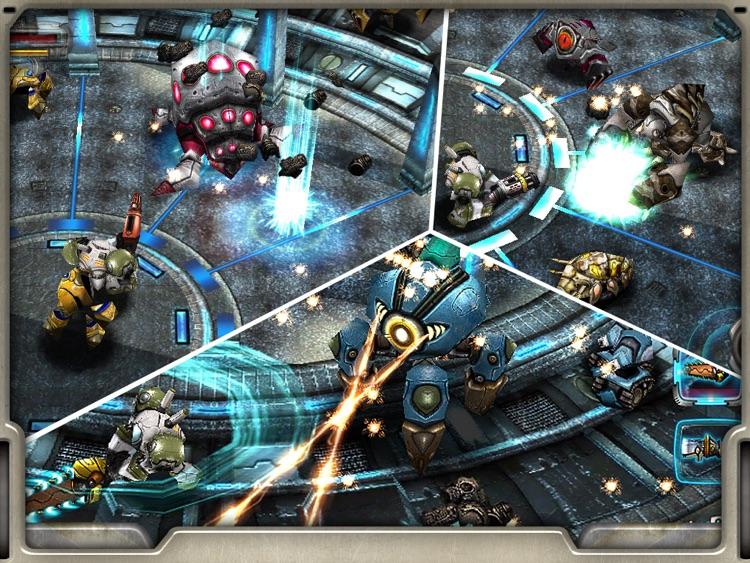 RobotNGunHD screenshot-3