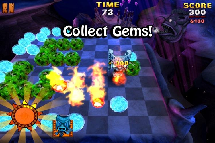 Tiki Gods: Ancient Times - Kumulipo Free screenshot-4