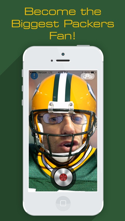Face Cam - Packers Edition