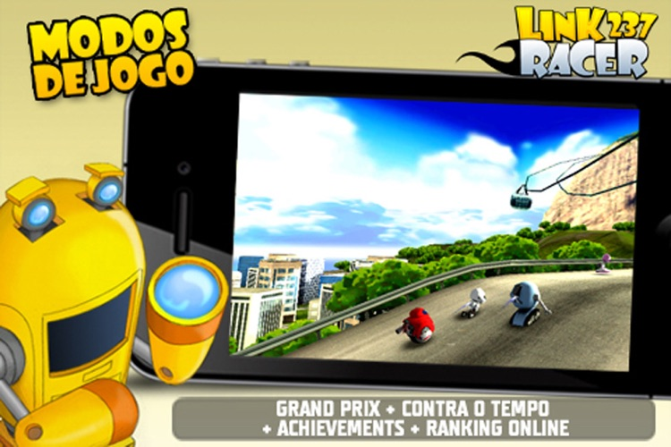 Link 237 Racer screenshot-3