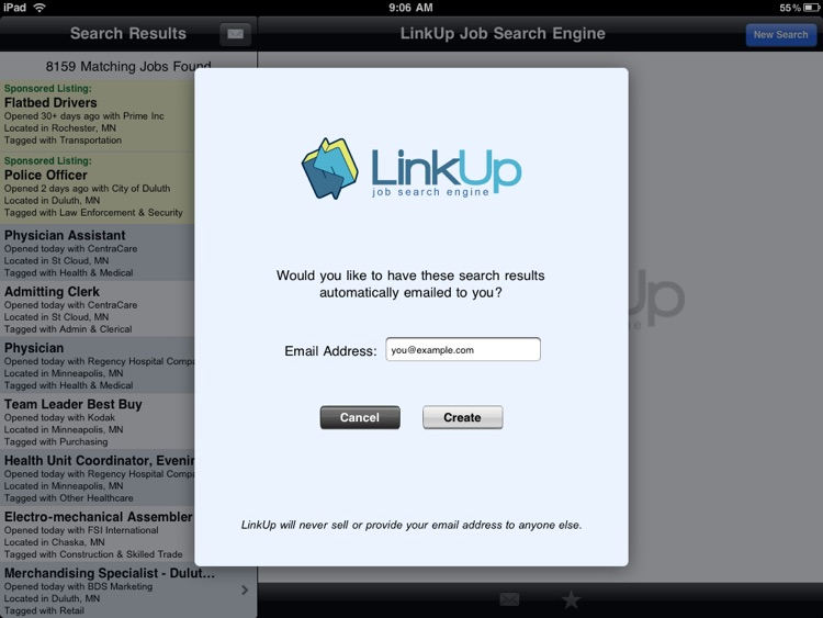 Job Search XL screenshot-3