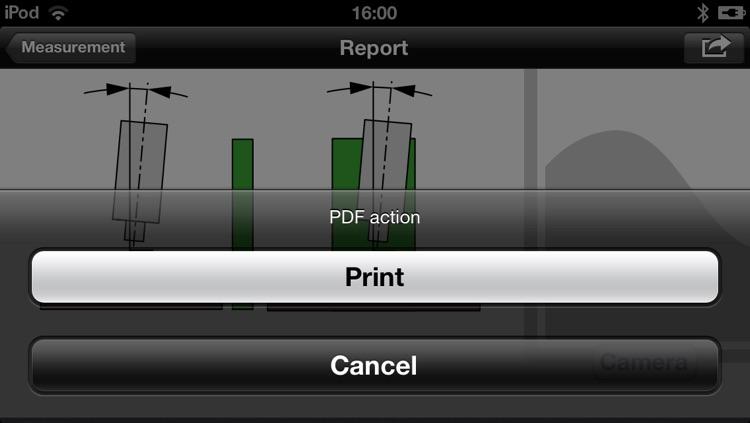 Spindle Perpendicularity for ALiSENSOR™ Level screenshot-3