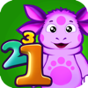 Luntik Counts to Ten - 1C Online Games Ltd.