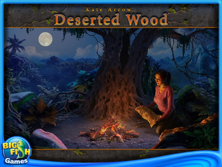 Kate Arrow - Deserted Wood HD