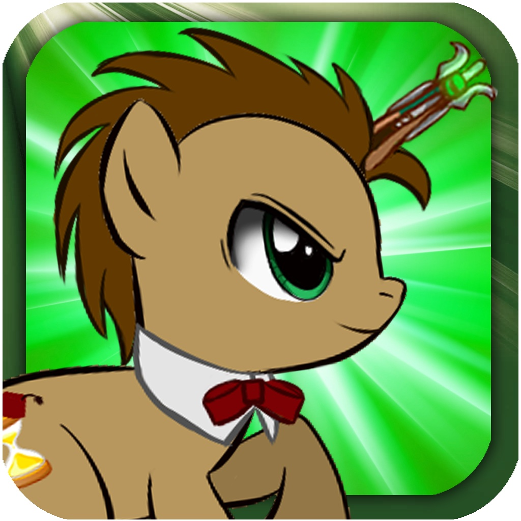 Dr. Whooves Time Bronie Attack